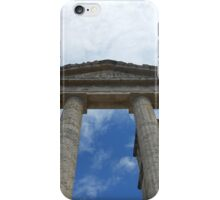 Souvenir from Pompeii - Architecture in the sky iPhone Case/Skin