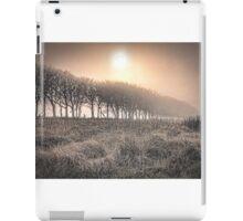 Exmoor Frost and Mist iPad Case/Skin