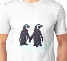 Two Penguins Unisex T-Shirt