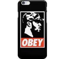 Obey iPhone Case/Skin