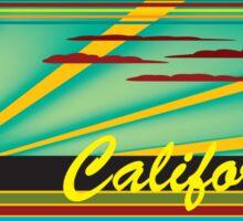 Welcome to California Sticker