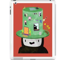 New Hat iPad Case/Skin