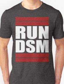 RUN DSM tire tread T-Shirt