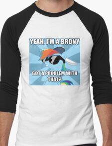 Got a Problem? Men's Baseball ¾ T-Shirt