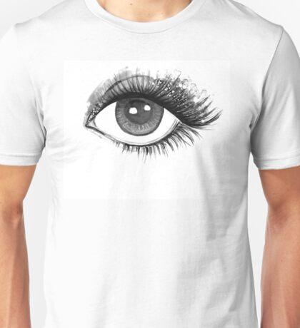 woman eye Unisex T-Shirt
