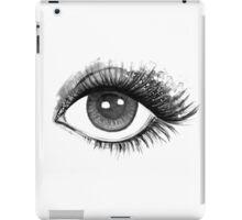 woman eye iPad Case/Skin