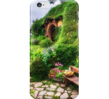 Bag End iPhone Case/Skin