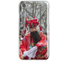 Chinese New Year London iPhone Case/Skin