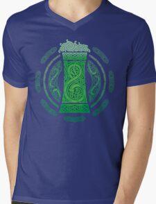 ALE Mens V-Neck T-Shirt