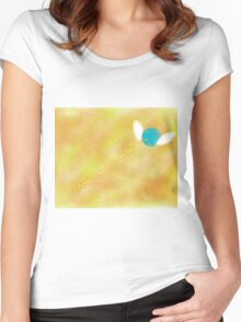 Navi's Trail Women's Fitted Scoop T-Shirt
