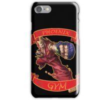 Phoenix Gym iPhone Case/Skin