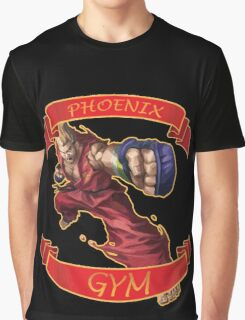 Phoenix Gym Graphic T-Shirt