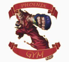 Phoenix Gym Baby Tee