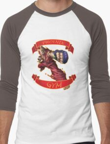 Phoenix Gym Men's Baseball ¾ T-Shirt
