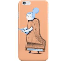 Lady in G Major iPhone Case/Skin