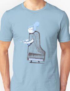 Lady in G Major Unisex T-Shirt