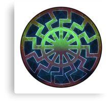 Wheels of the Sun - No BG Canvas Print
