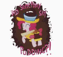 Pinkie Pudding Pie Kids Tee