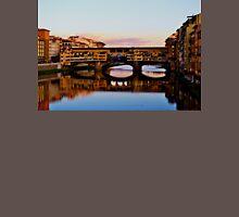 Souvenir from Florence - bridge Unisex T-Shirt