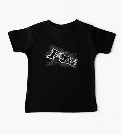 Two-Tailed Fox Baby Tee