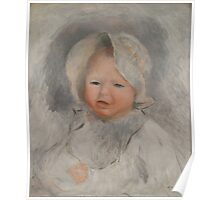 Auguste Renoir - Portrait of the Artist's Son [1885] Poster