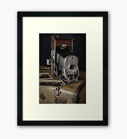 A Case For Memories Framed Print