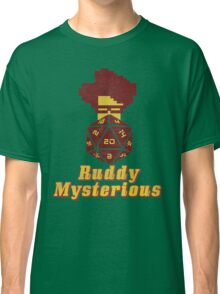 Ruddy Mysterious  Classic T-Shirt