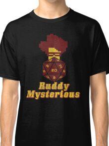 Ruddy Mysterious  Classic T-Shirt