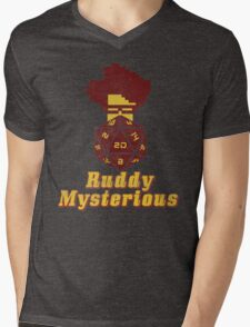 Ruddy Mysterious  Mens V-Neck T-Shirt