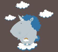 baby unicorn One Piece - Short Sleeve