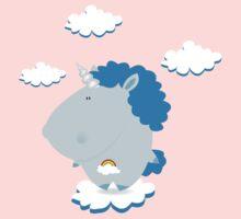 baby unicorn Baby Tee