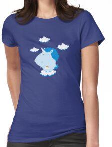 baby unicorn Womens Fitted T-Shirt