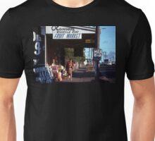 Suburban Corner Shop,Granville,Australia 1976 Unisex T-Shirt