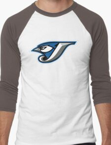 TORONTO BLUE JAYS LOGO Men's Baseball ¾ T-Shirt