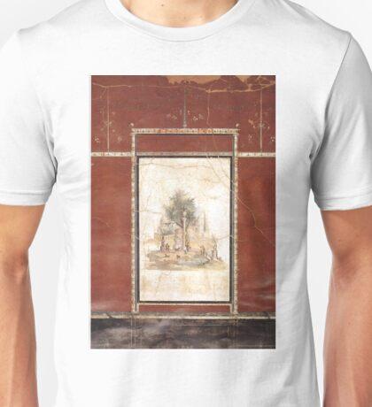 Souvenir from Naples - Boscotrecase's fresco Unisex T-Shirt