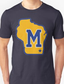 MILWAUKEE BREWERS LOGO Unisex T-Shirt