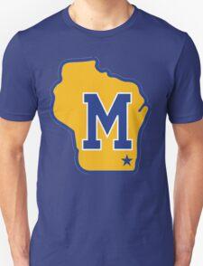 MILWAUKEE BREWERS LOGO Unisex T-Shirt