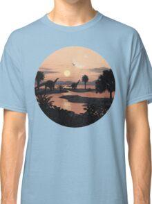Jurassic Beach Classic T-Shirt