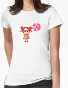 sweet like candy Womens Fitted T-Shirt