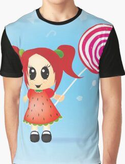 sweet like candy Graphic T-Shirt