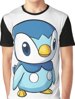 Piplup 2 Graphic T-Shirt