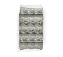 Hitchhikers Duvet Cover