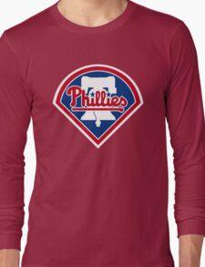 PHILADELPHIA BASEBALL Long Sleeve T-Shirt