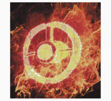 u2 360 burning Kids Tee