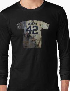 RIVERA THE LEGEND!!! Long Sleeve T-Shirt