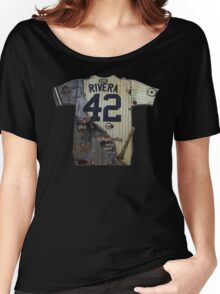 RIVERA THE LEGEND!!! Women's Relaxed Fit T-Shirt