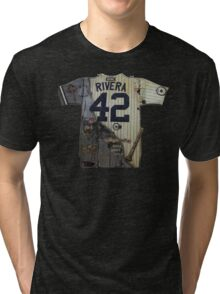 RIVERA THE LEGEND!!! Tri-blend T-Shirt
