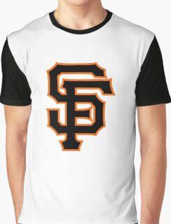 SAN FRANCISCO BASEBALL Graphic T-Shirt