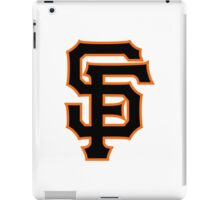 SAN FRANCISCO BASEBALL iPad Case/Skin