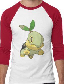 Pokemon Greengrass Men's Baseball ¾ T-Shirt